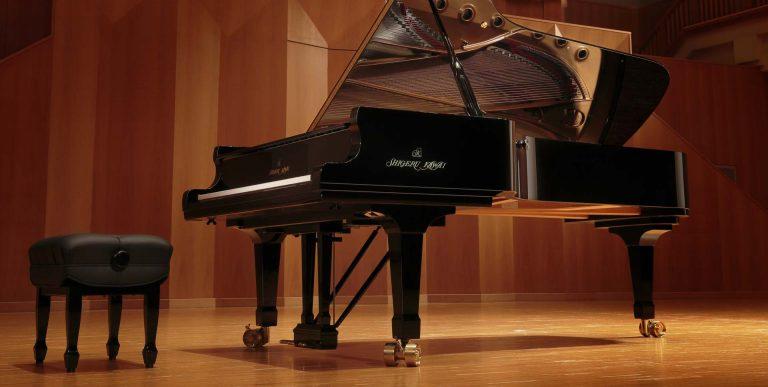 The Piano Company sells Kawai Shigeru Pianos